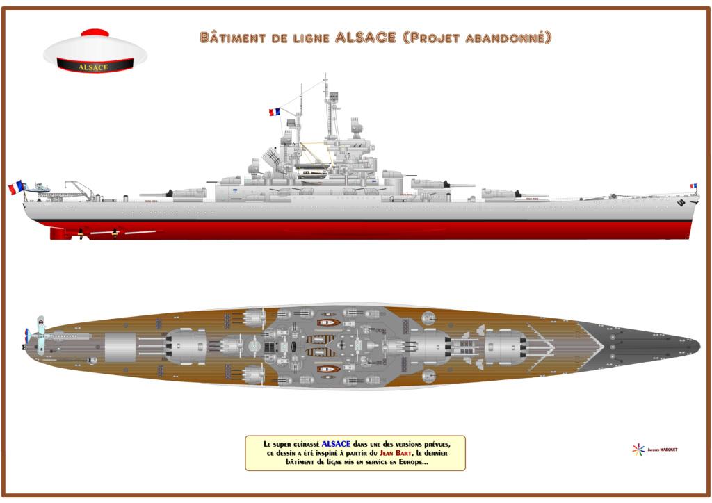 Le cuirassé Alsace Alsace10
