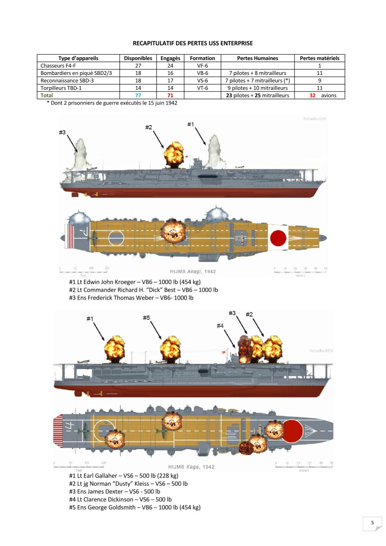 Il y a 75 ans la bataille de Midway  Attaqu16