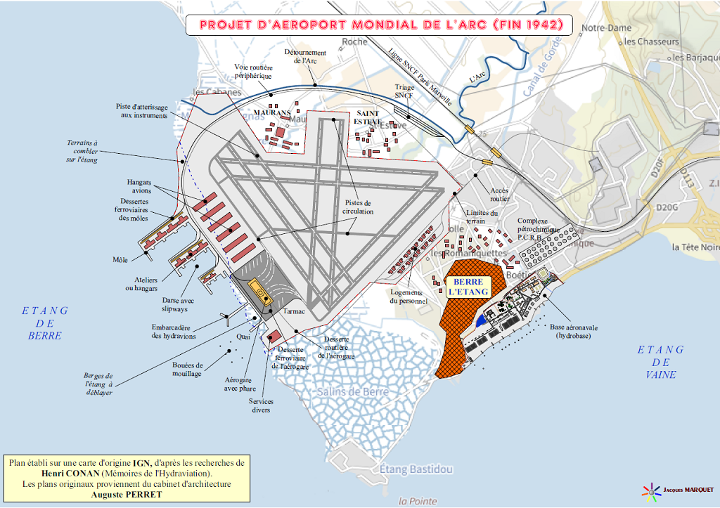 [ Histoire et histoires ] Projet d'aéroport international de l'Arc Azorop12