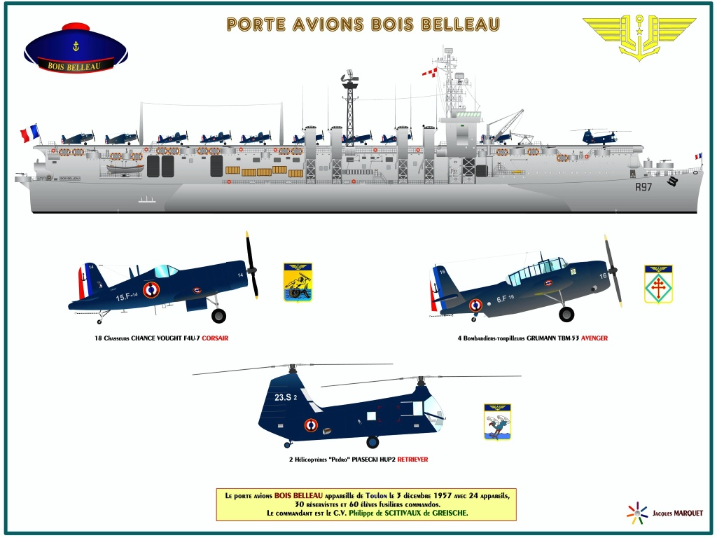 [Les anciens avions de l'aéro] F4 U7 Corsair - Page 28 Bois_b10