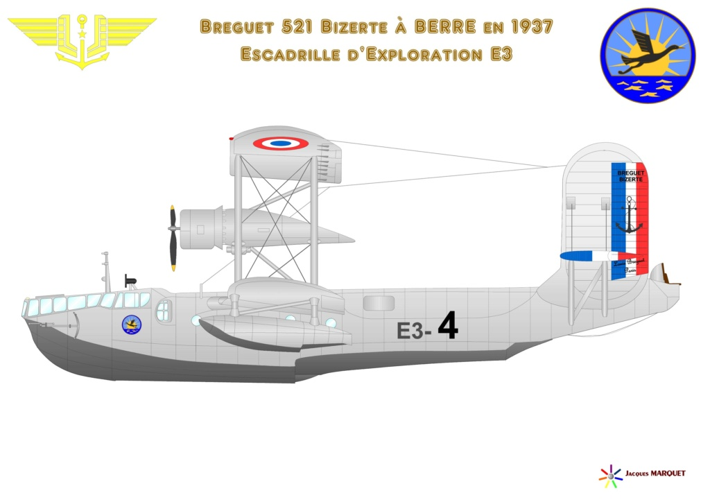Avions de l'Aéronavale et autres Bregue11