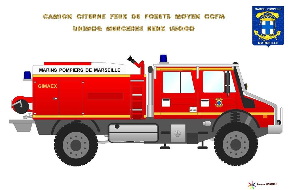 Véhicules des Marins Pompiers Ccfm_u12