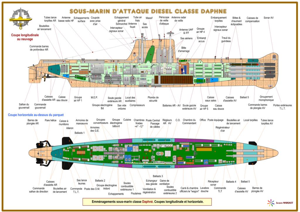 Mes profils de bateaux gris... et les autres. - Page 2 Daphnz16
