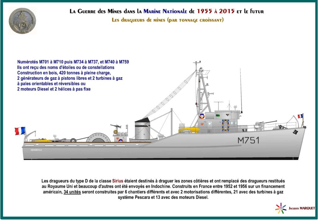 [Les différents armements de la Marine] La guerre des mines - Page 4 Drague10