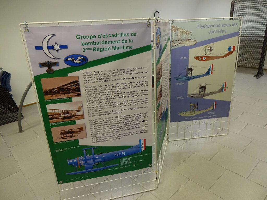 [ Aéronavale divers ] Exposition conférence sur la BAN de Berre Dsc00112