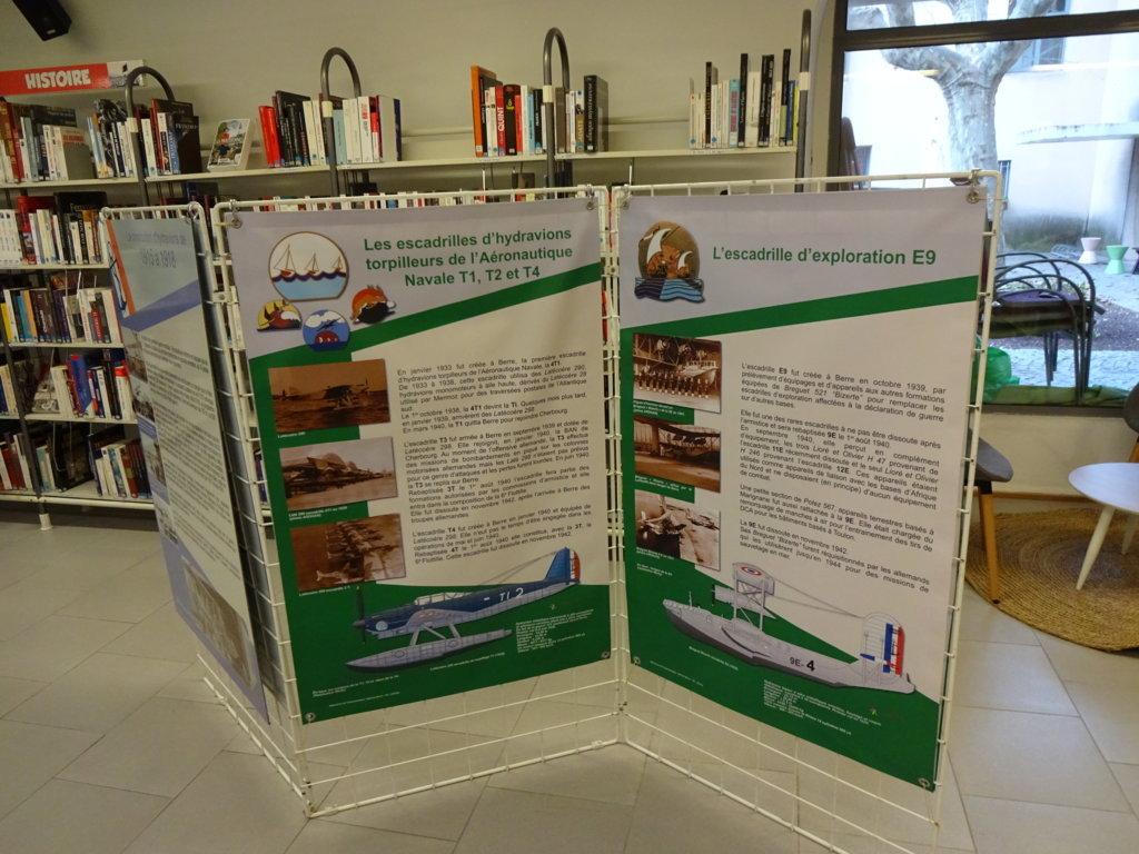 [ Aéronavale divers ] Exposition conférence sur la BAN de Berre Dsc00113