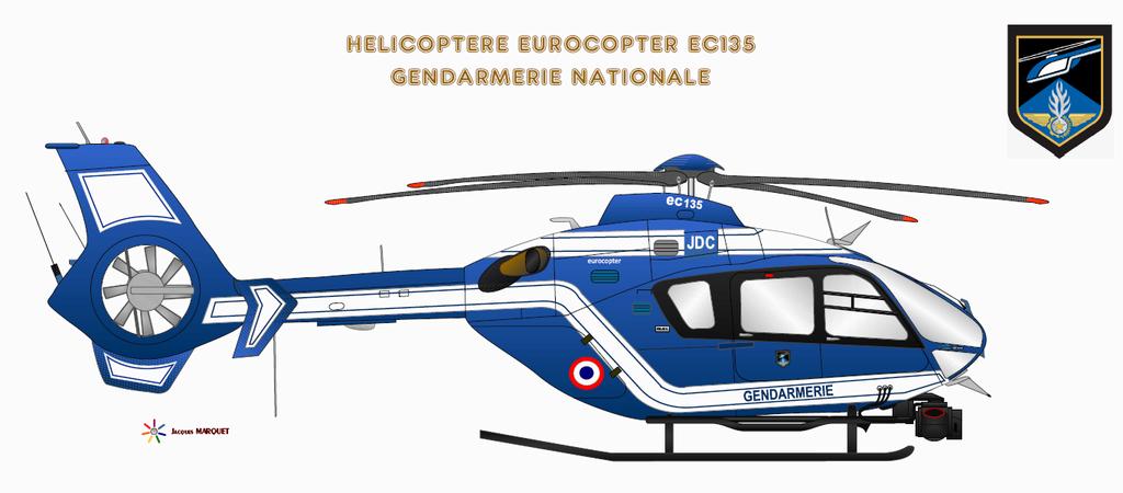 Hélicoptères divers Ec_13513