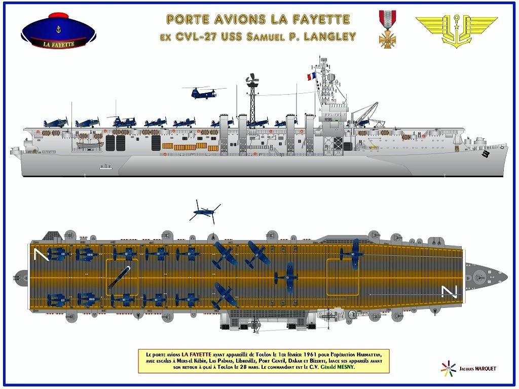 [ Blog visiteurs ] Un porte-avions à Bizerte La_fay10