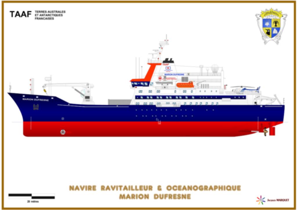 Mes dessins de navires français et de construction française - Page 3 Marion11