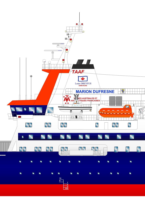 Mes dessins de navires français et de construction française - Page 3 Mdufre10