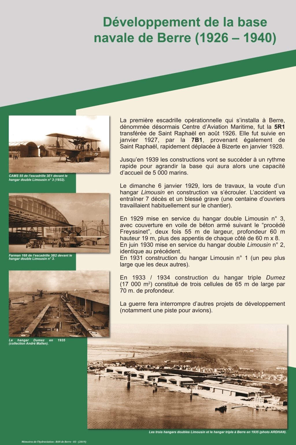 [ Aéronavale divers ] Exposition conférence sur la BAN de Berre P03_dz10