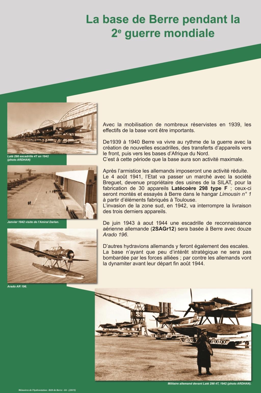 [ Aéronavale divers ] Exposition conférence sur la BAN de Berre P04_la10
