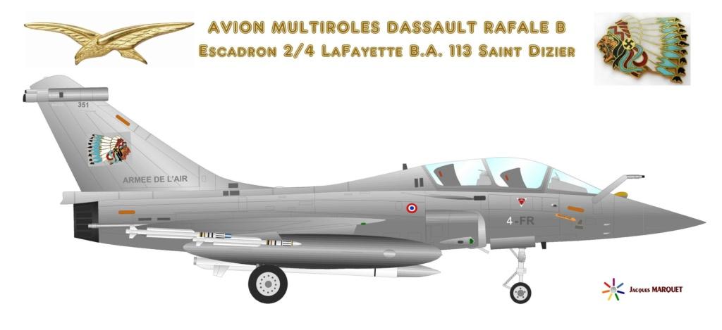 Avions de l'Aéronavale et autres - Page 2 Rafale12