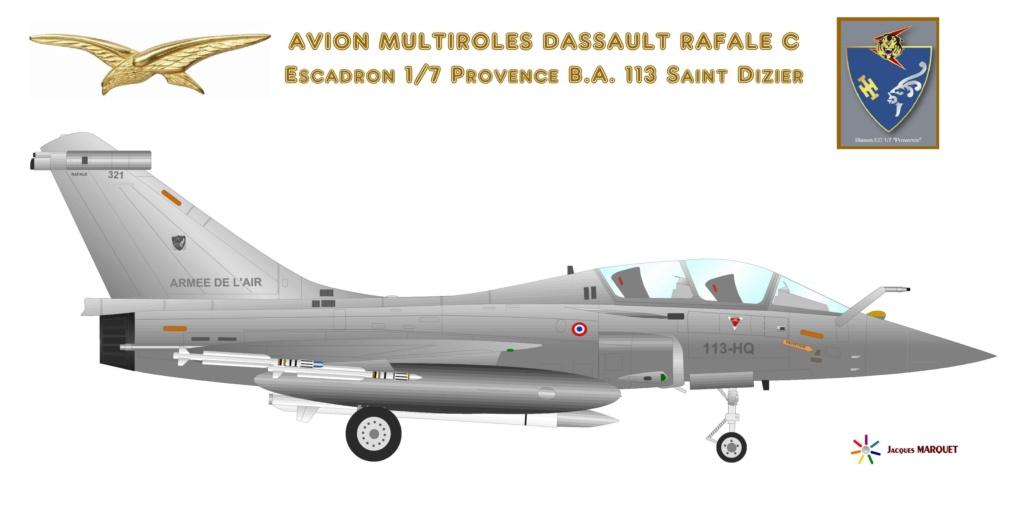 Avions de l'Aéronavale et autres - Page 2 Rafale13