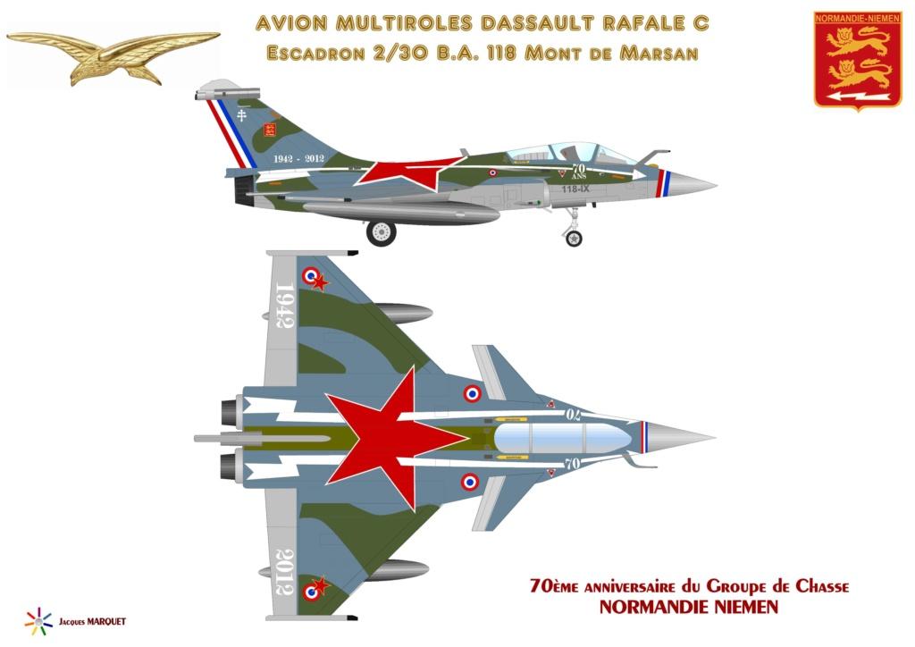 Avions de l'Aéronavale et autres - Page 2 Rafale14