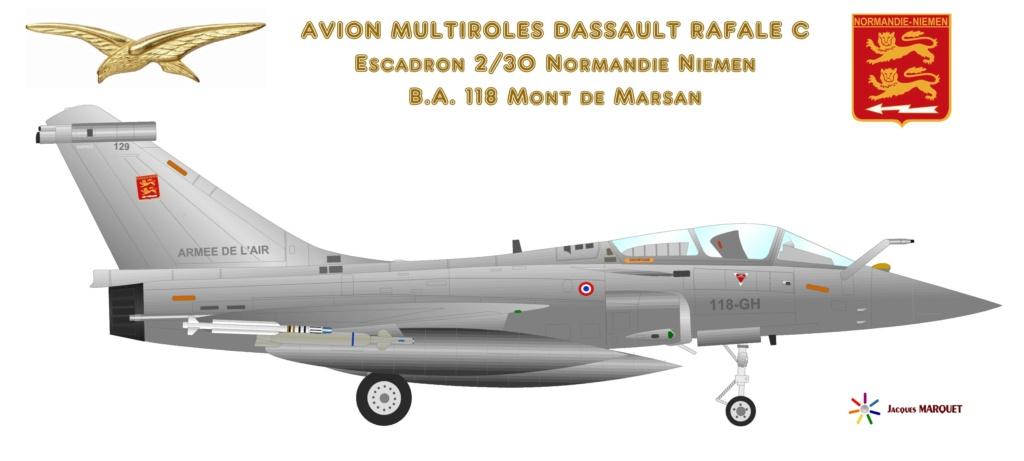 Avions de l'Aéronavale et autres - Page 2 Rafale15