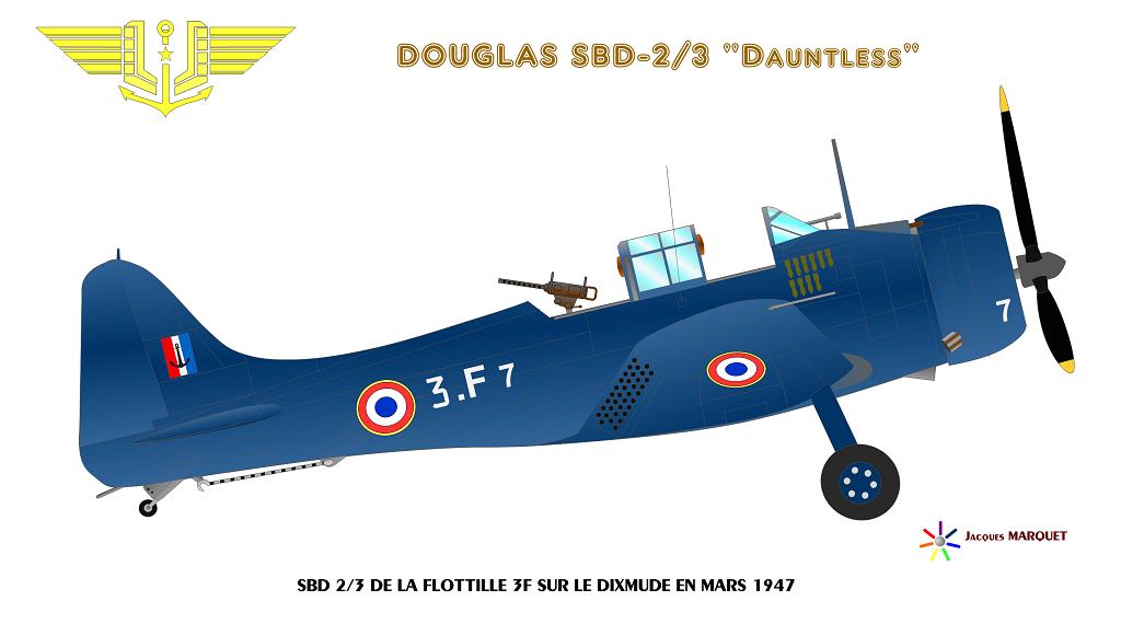 [Les anciens avions de l'aéro] Douglas SBD-5 Dauntless Sbd_da10