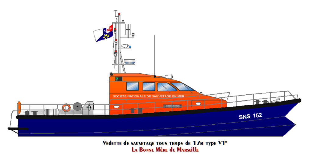 Navires des Marins Pompiers Snsm_b10