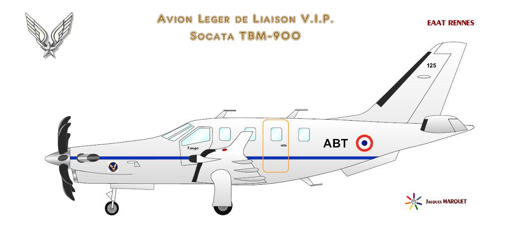 [ Aéronavale divers ] Quel est cet aéronef ? Socata10