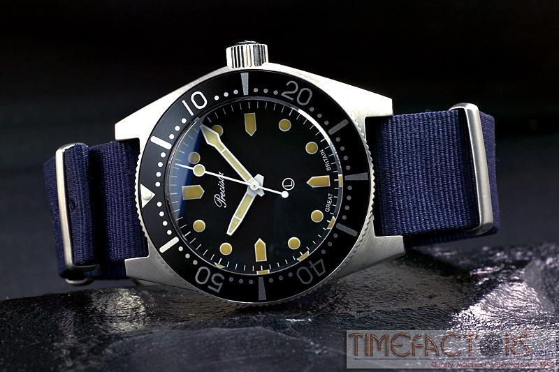 DIVER - Precista Royal Navy Diver - PRS82 Prs-8213