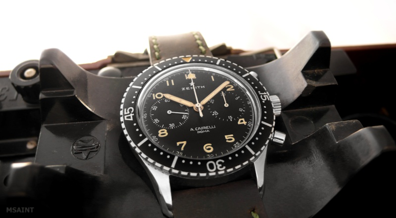 Navy Seals Cairelli: paire improbable Zenith10