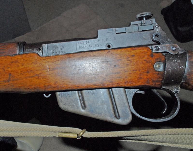 Fusil Anglais Lee-Enfield MKI de 1944  Mk1_na10