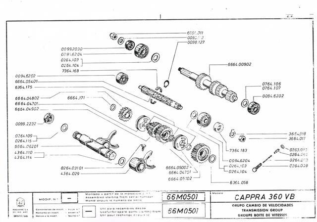 boite a air cappra 250 ve - Page 2 Cci31110