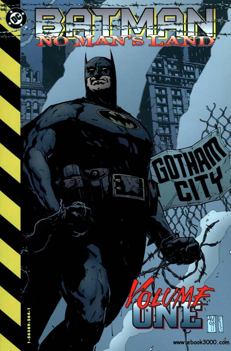 Batman NO MAN'S LAND 18420810