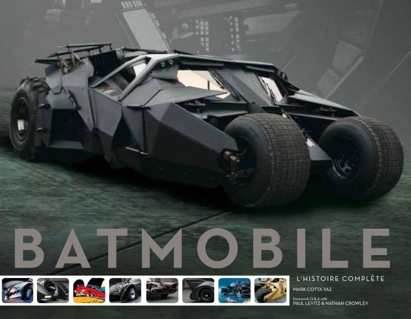 Batmobile : The Complete History 81ipbc10