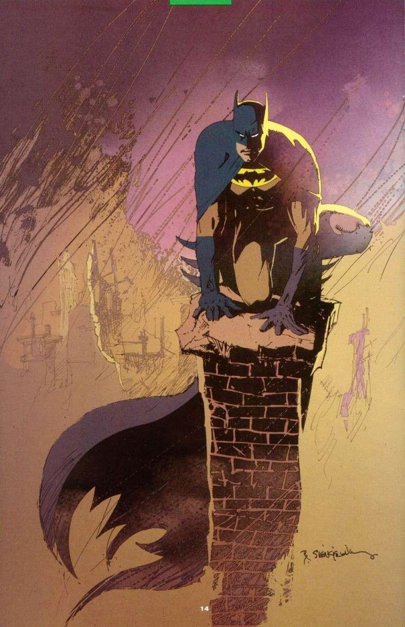 Batman NO MAN'S LAND Batman13