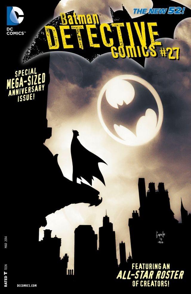 Batman Detective Comics n°27 Detect10
