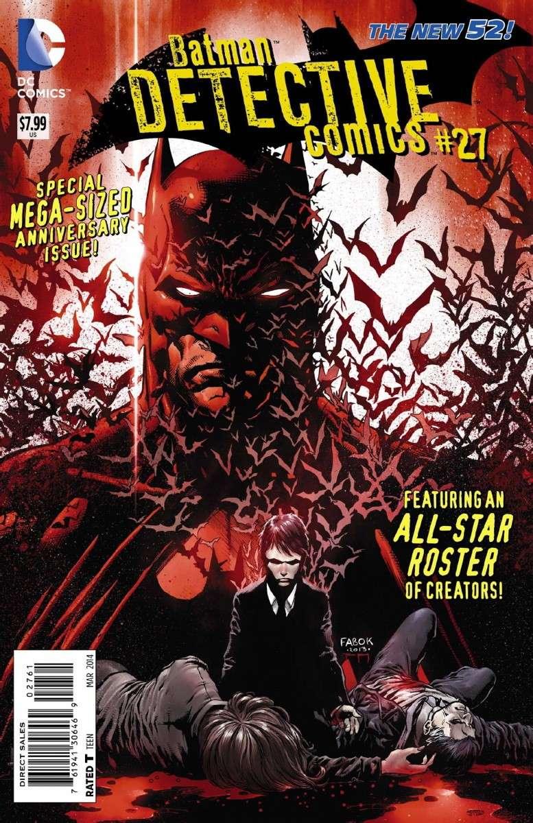 Batman Detective Comics n°27 Detect11