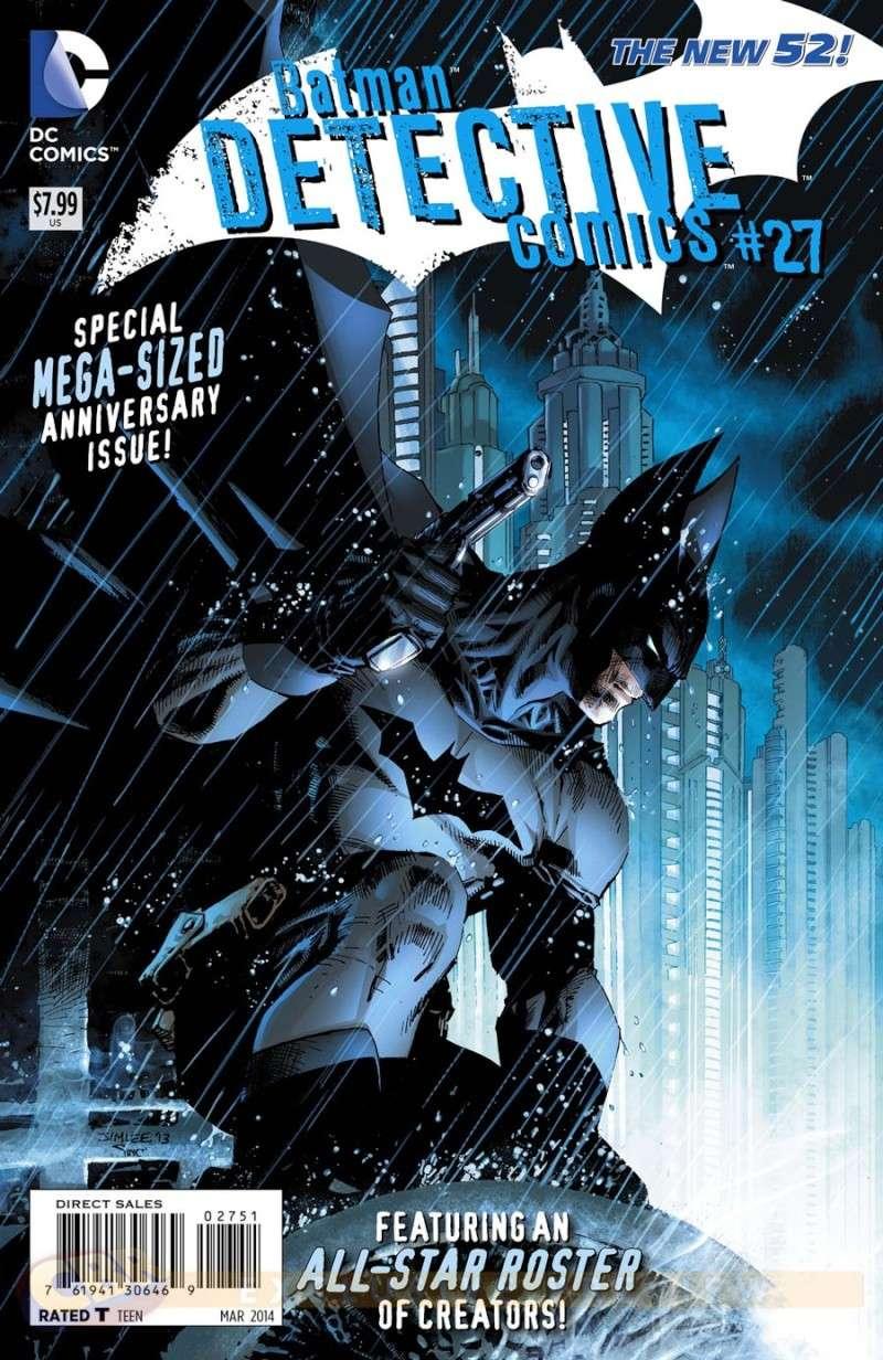 Batman Detective Comics n°27 Detect12