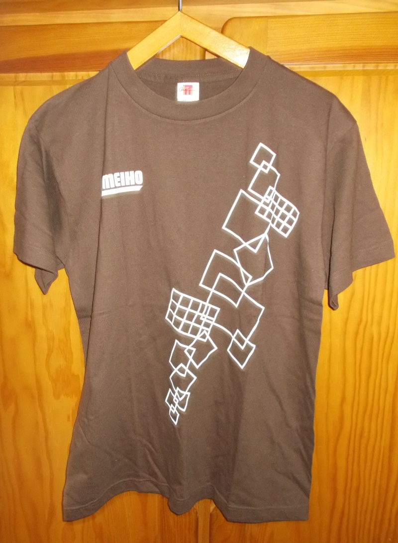 [VENTE] Casquettes (Berkley et VMC) et T-Shirt (Meiho) Dscn0613