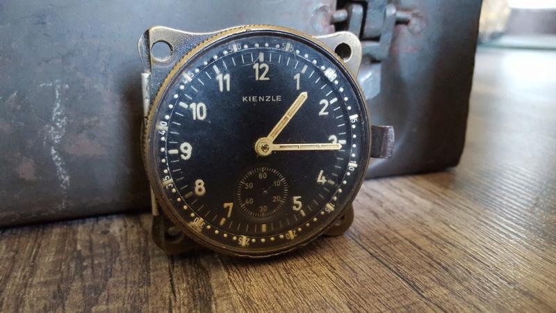 horloge de bord ? montre allemand ww2 20170638