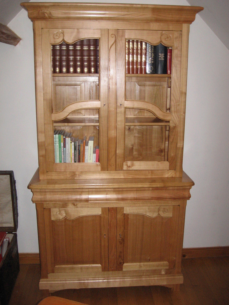 bibliotheque merisier  Img_2210