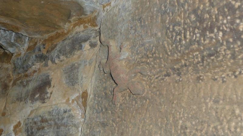 Voici quelques photos perso du chateau de geudelon  Chron287