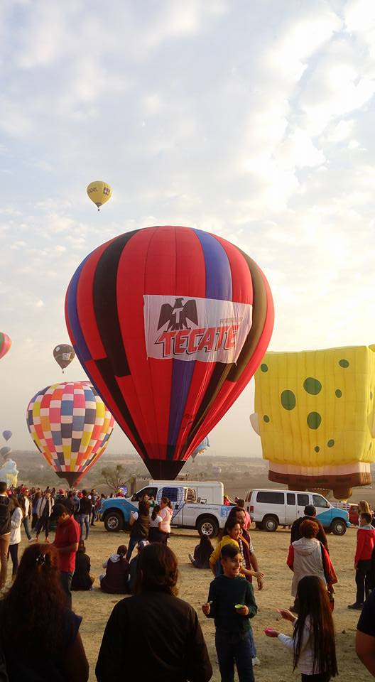 Guadalajara Hot Air Balloon Festival Pics 18221710