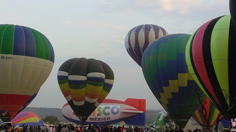 Guadalajara Hot Air Balloon Festival Pics 18222010