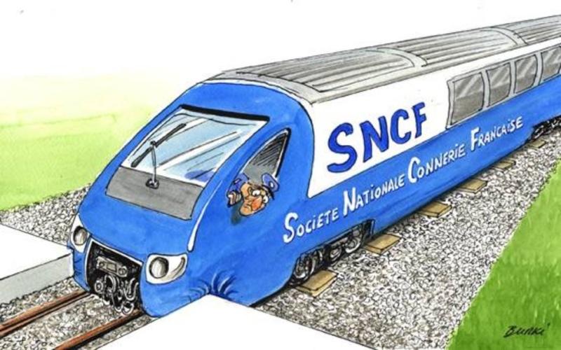 Les nouveaux trains de la SNCF trop larges pour les quais 18403910