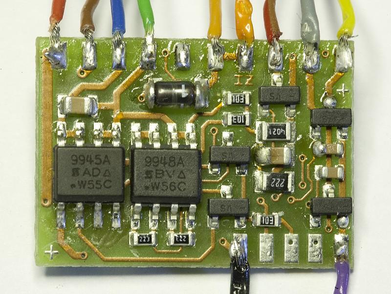 Mémorisation ou non de la vitesse assignée par les décodeurs 60760_10
