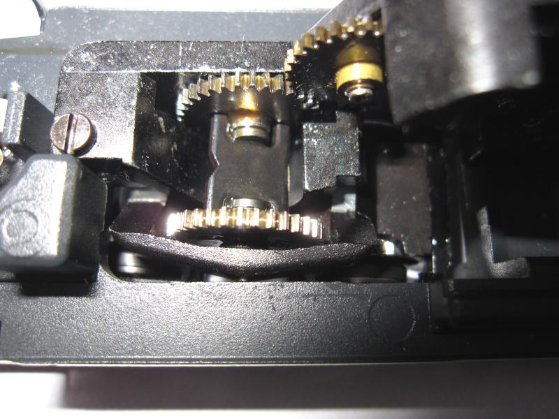 """Module """"gyrophare"""" sur V100 """"SECO DG"""" Märklin 83474 Img_0114"""