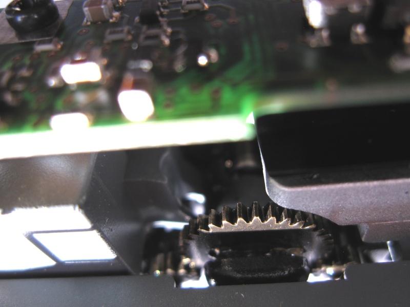 """Module """"gyrophare"""" sur V100 """"SECO DG"""" Märklin 83474 Img_0117"""