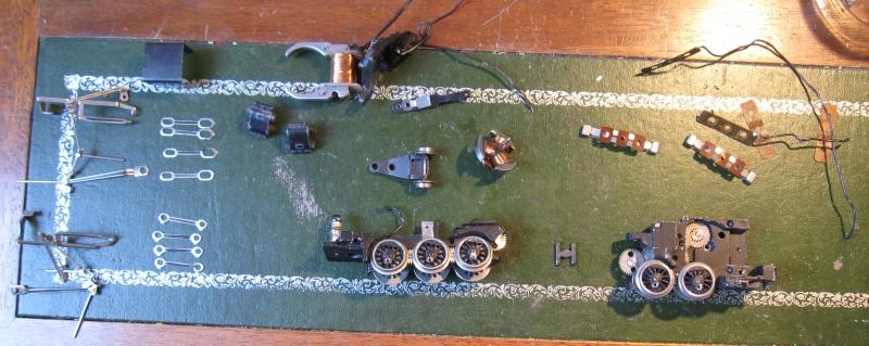"""Module """"gyrophare"""" sur V100 """"SECO DG"""" Märklin 83474 Img_0119"""