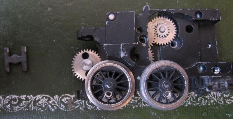 """Module """"gyrophare"""" sur V100 """"SECO DG"""" Märklin 83474 Img_0120"""