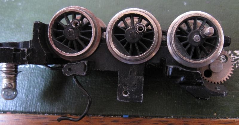 """Module """"gyrophare"""" sur V100 """"SECO DG"""" Märklin 83474 Img_0121"""