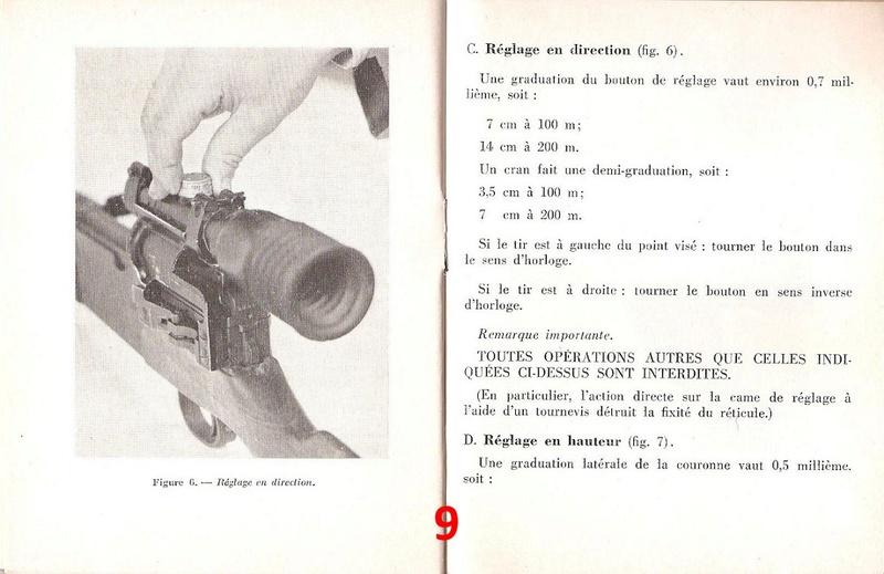 reglage APX 910