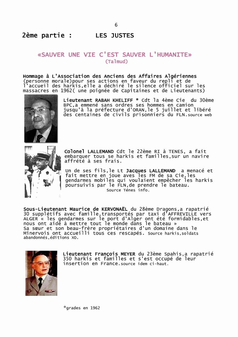 ARTICLE COMPRESSE POUR LA PRESSE   LES HARKIS ET LES JUSTES Les_ha10