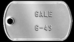 Gale - Kunnianhimoinen kersantti 590b2610