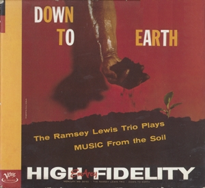 "Ramsey Lewis  ""Music from the soil""  Front10"